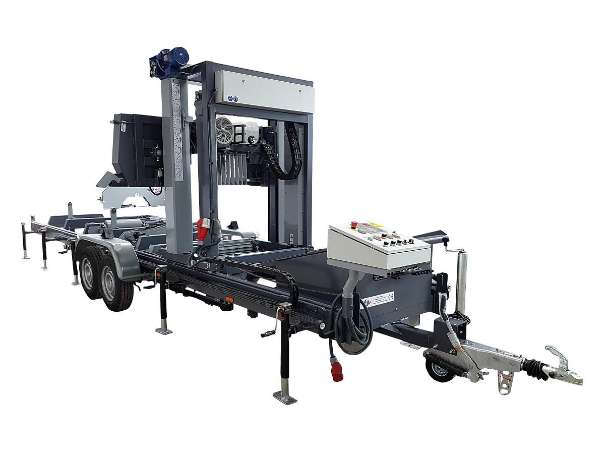 Trak Taśmowy TTP-600 Premium Mobilny 1